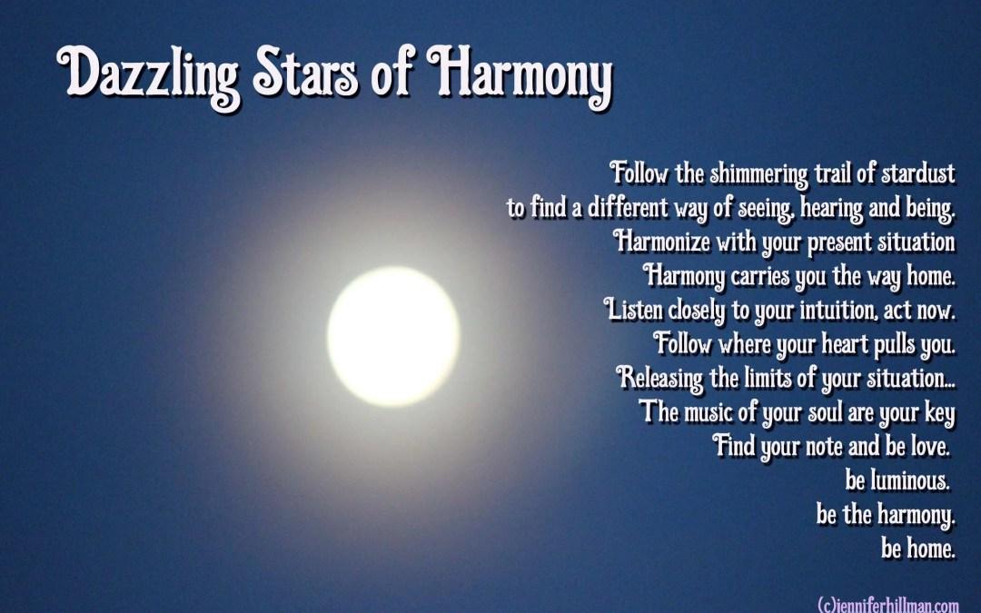 Dazzling Stars of Harmony