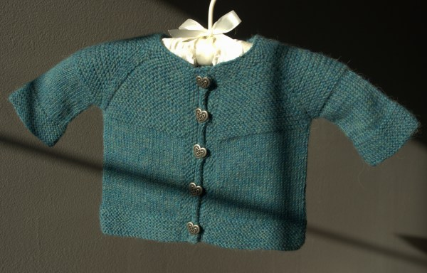 Bunny Mamas Corner Knitted Baby Cardigans Free Patterns