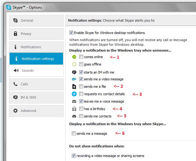 simplify skype 2