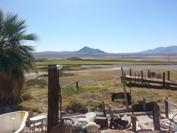 The Second Wind Tecopa California