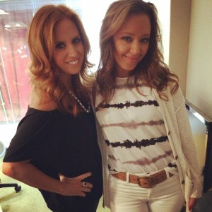 Leah Remini and Me