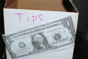 tip box