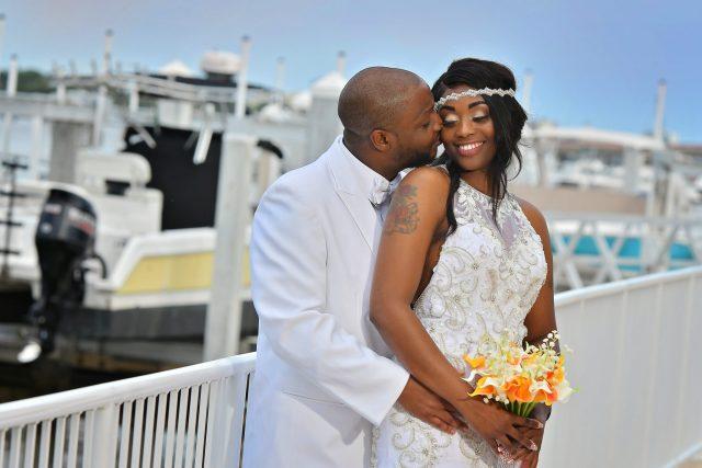 Wedding at the Crystal Ballroom Daytona Beach