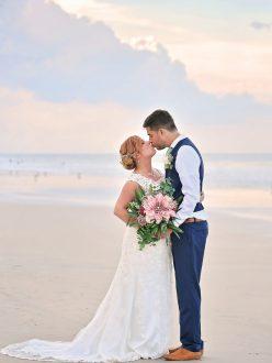 Destination Wedding at the shores resort
