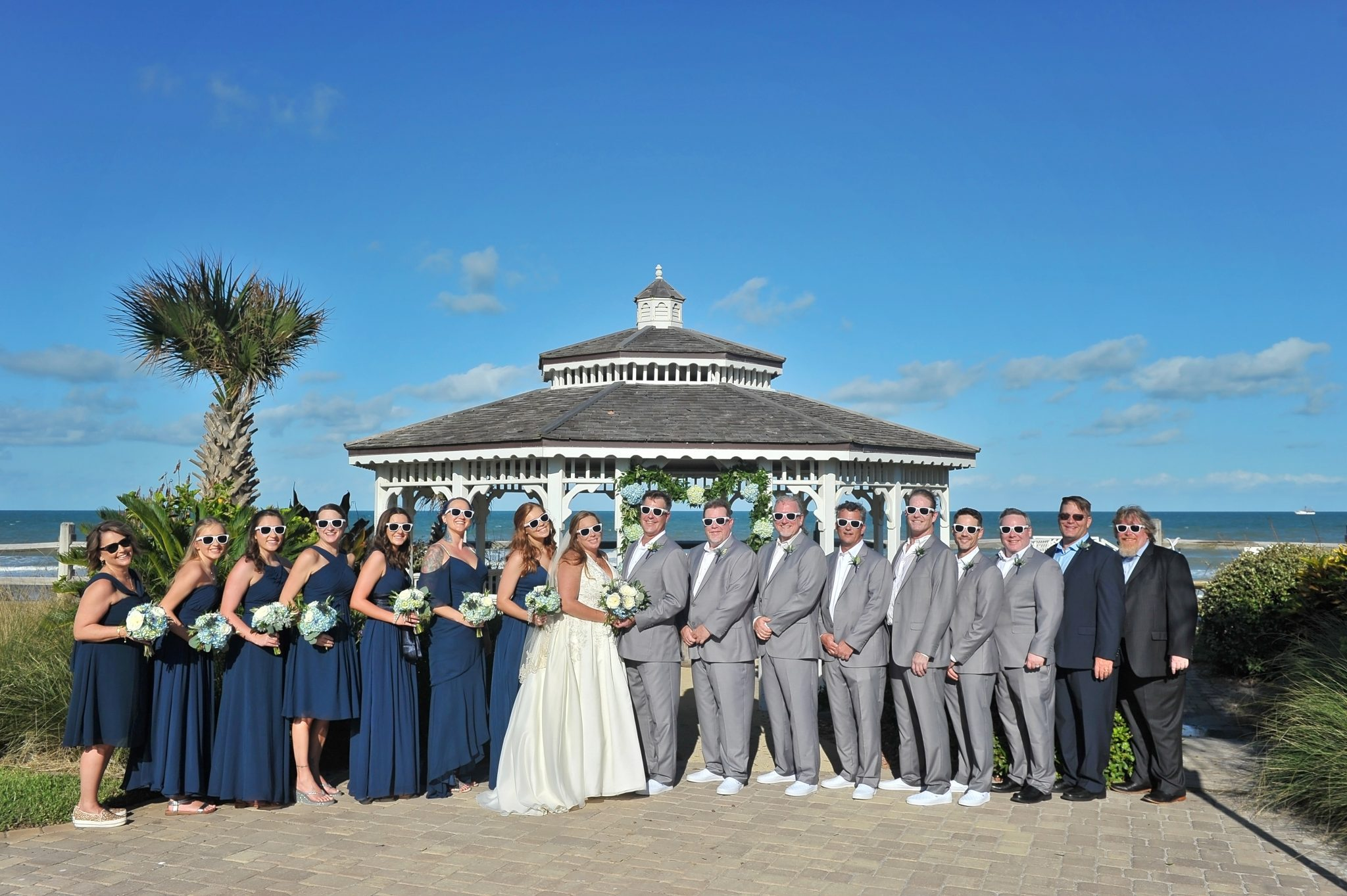 wedding at coral sands resort