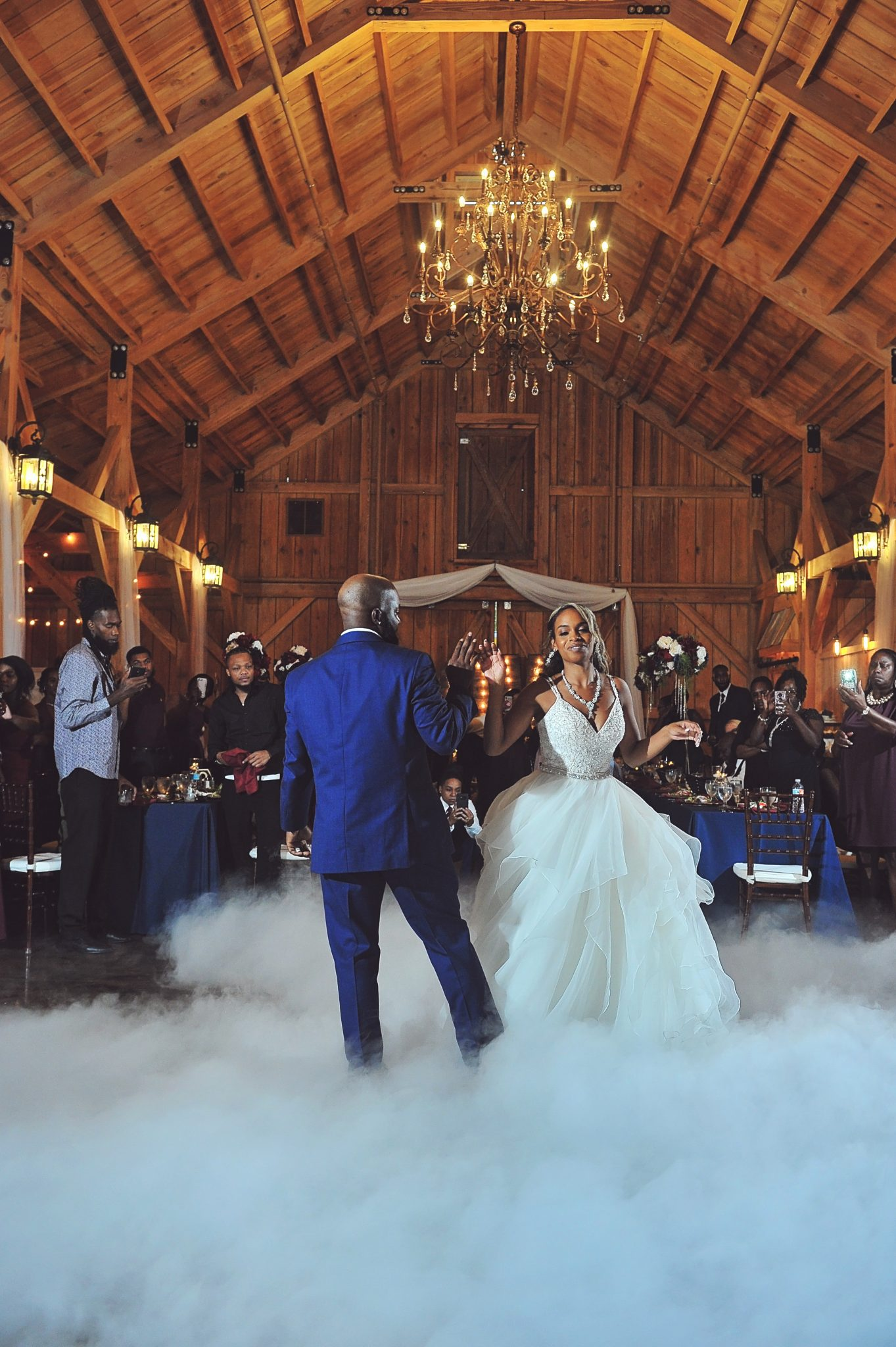 dance on a cloud fog machine