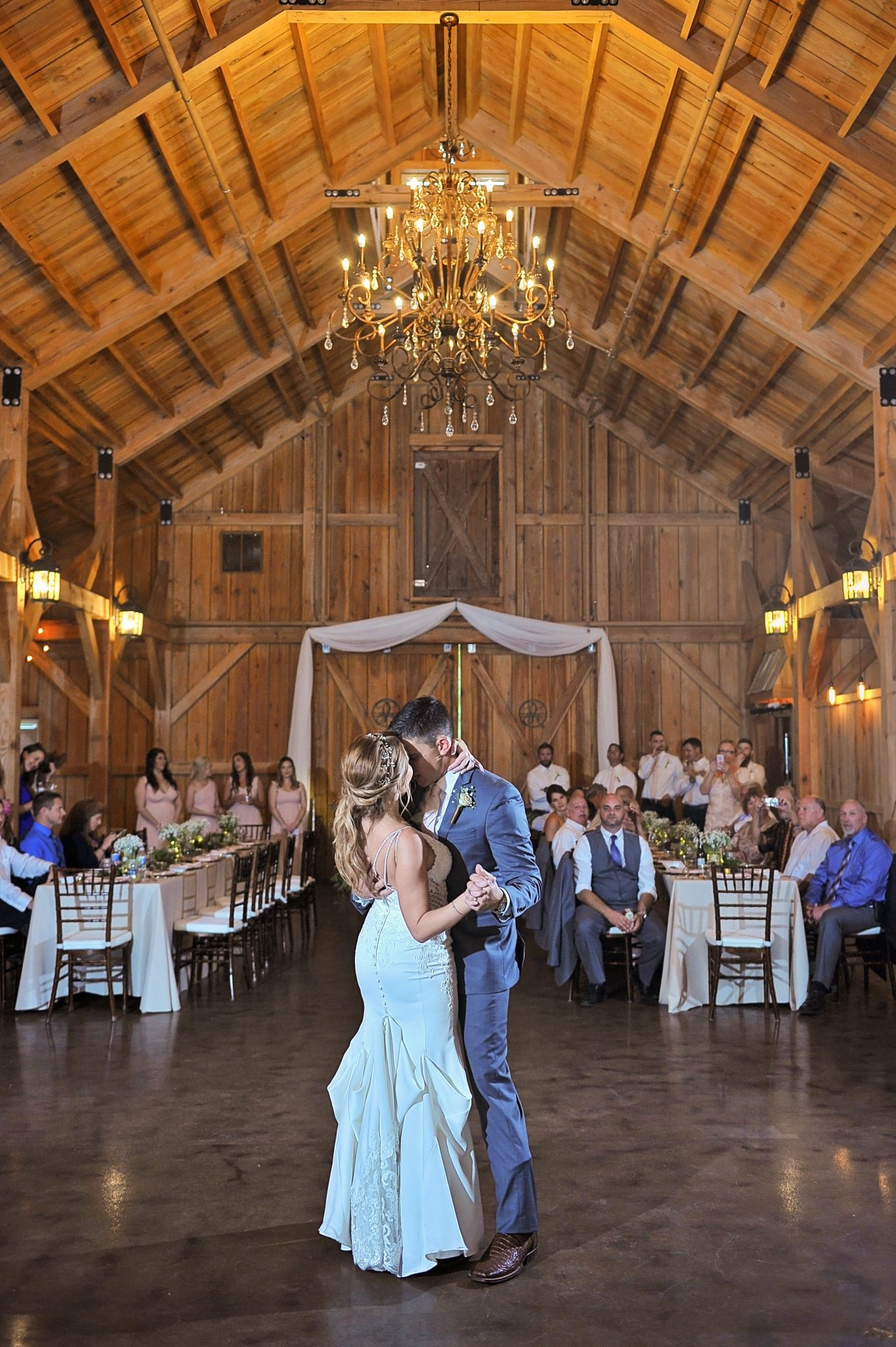 Wedding at Bridle Oaks Barn