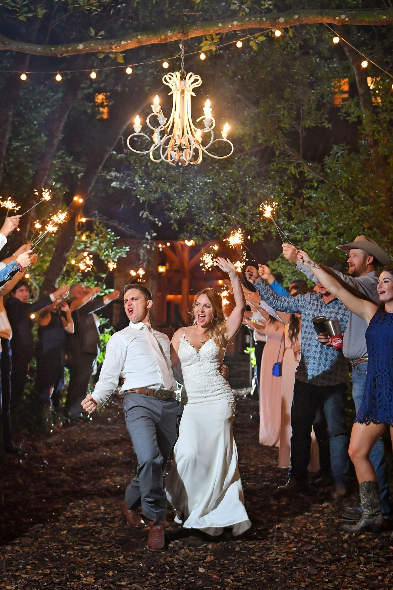Wedding at Bridle Oaks Barn