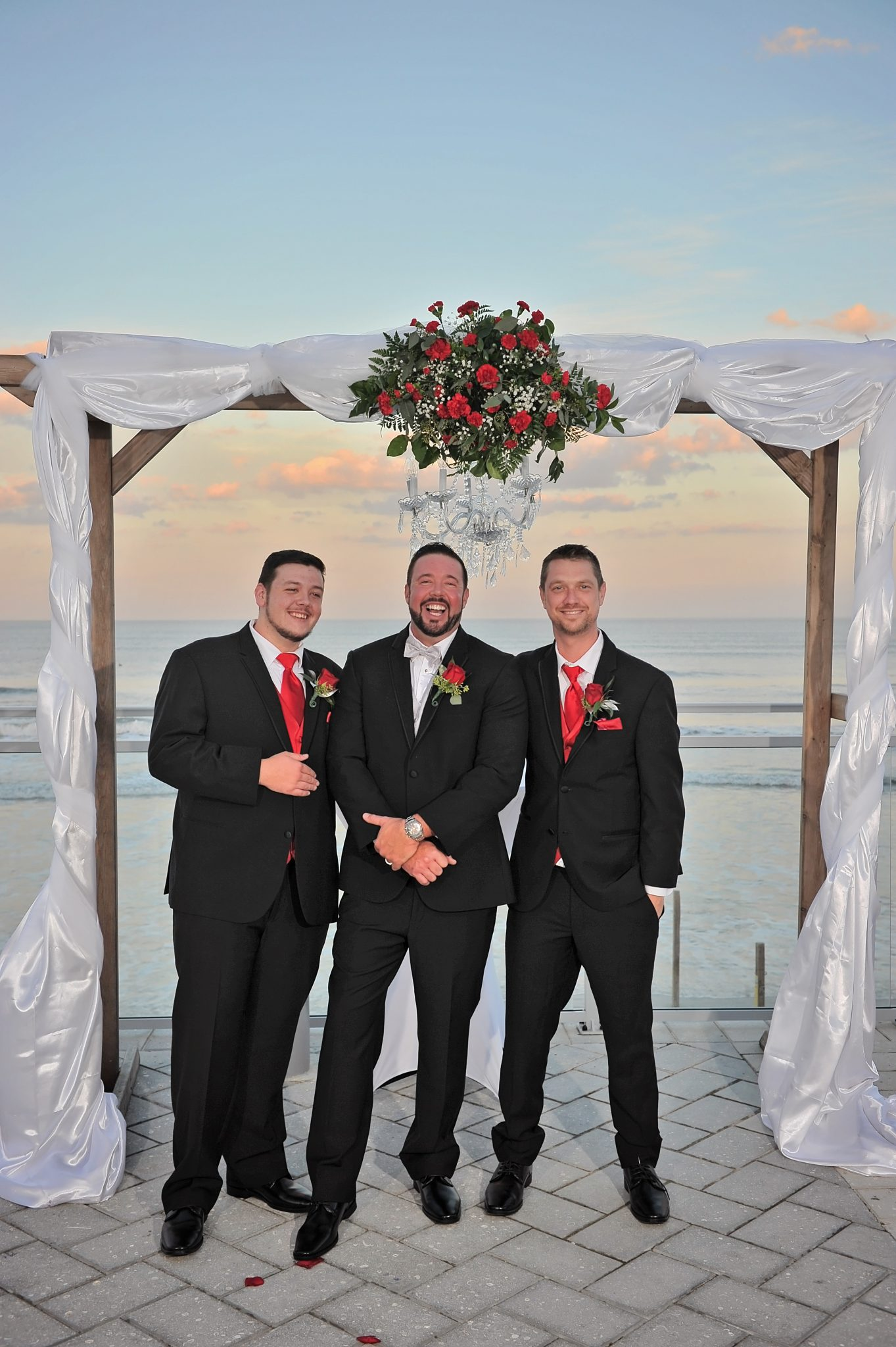 Hard Rock Daytona Beach wedding