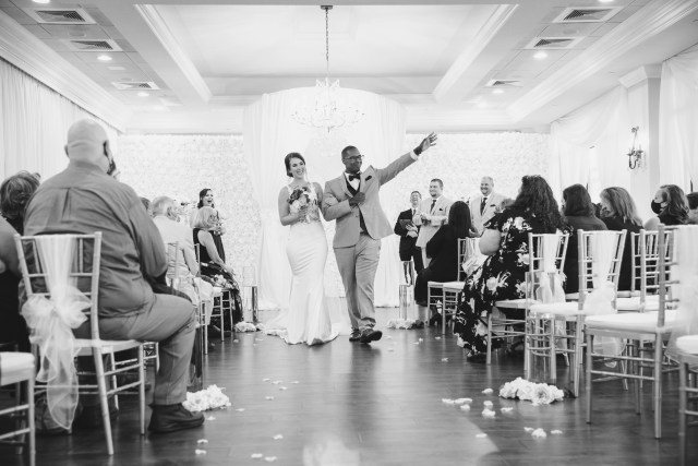 Wedding at Crystal Ballroom Sunset Harbor