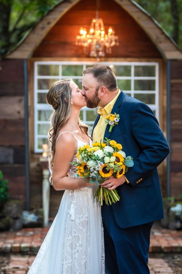 Micro Wedding at Bridle Oaks