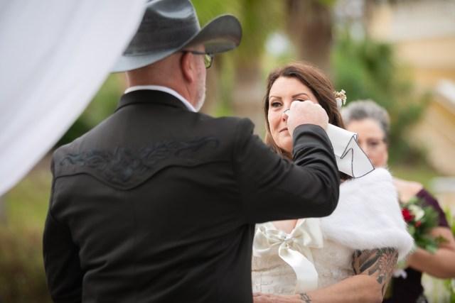 LPGA Daytona Beach Wedding