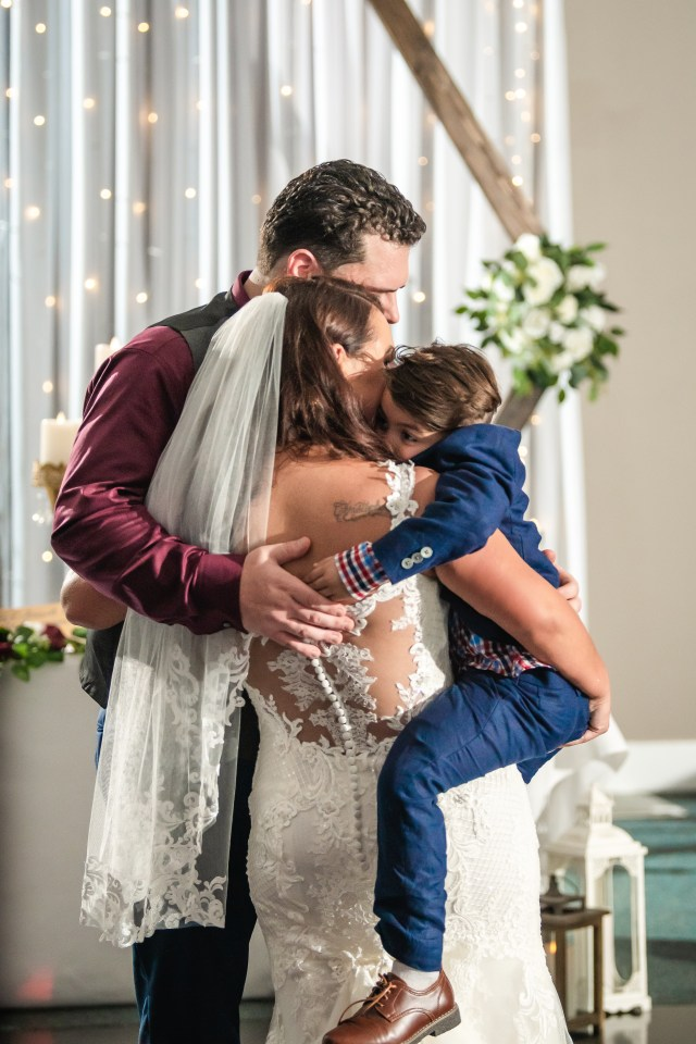 Beauty and the Beast wedding