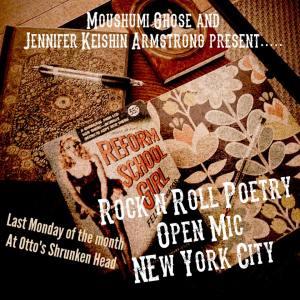 Next NYC Open Mic: November 30