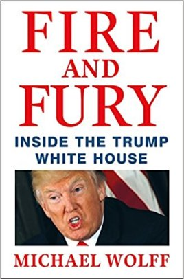 Journalism Lessons from 'Fire and Fury'