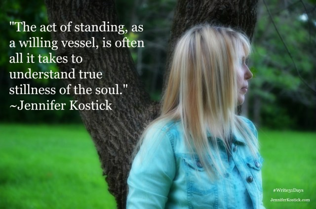 The Act of Standing in Stillness.docx