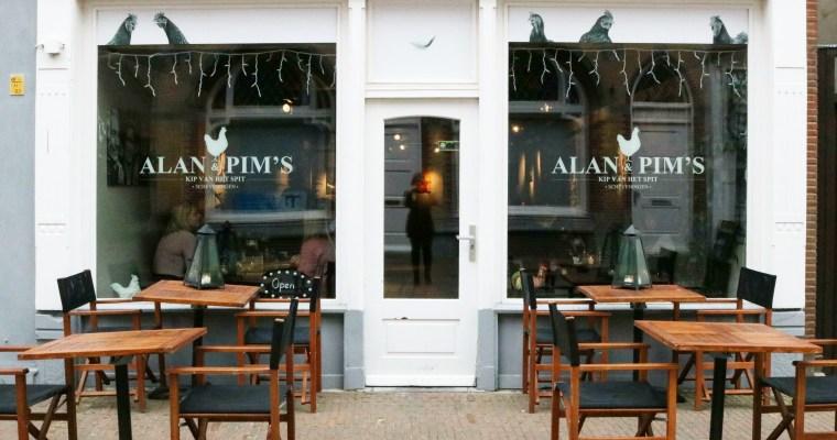 HOTSPOT: ALAN & PIM'S