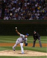 Chicago Cubs vs Los Angeles Dodgers 2015