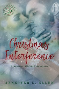 CHRISTMAS INTERFERENCE - EBOOK COVER