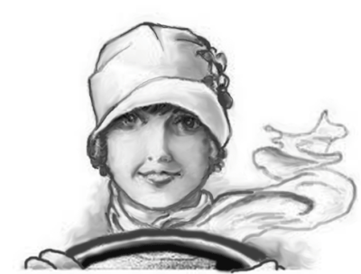 """Cloche """"A straw, felt, or fabric hat of deep crown and narrow brim, usually turned down, covering most of the hair."""""""