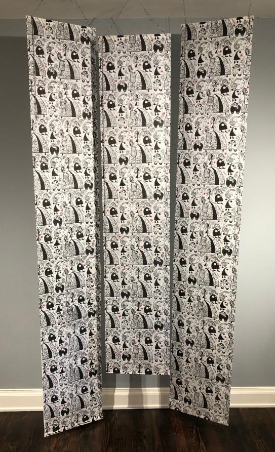 Pandemia Wallpaper Scrolls