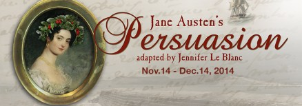 Ross Valley Players Persuasion 2014