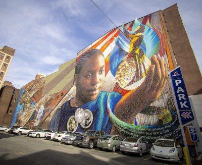 Philadelphia mural arts