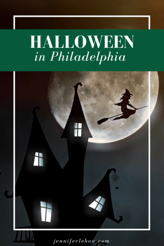 Halloween in Philadelphia 2017