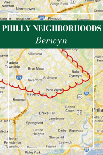 Moving to the Philadelphia suburbs and looking for a little elbow room along with great schools? Berwyn may fit the bill.