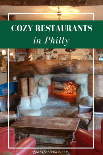 Do you enjoy spending a cold evening in a cozy restaurant near the fireplace? Here is a list of great venues.