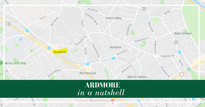 Should you look for a house in Ardmore? Find out what the area is like and if it would be a good fit.