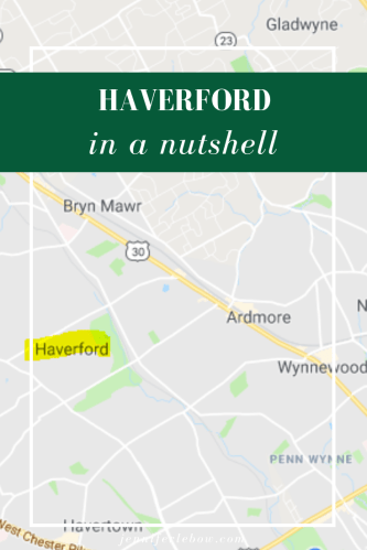 Haverford is often considered the jewel of the Main Line as far as estate homes. If you are in the market for a special property in a great location, pay attention to Haverford.