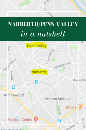 If you're considering moving to Philadelphia's Main Line, find out about these two communities: Narberth and Penn Valley.