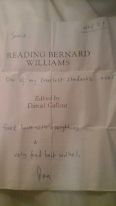 ReadingBernardWilliams