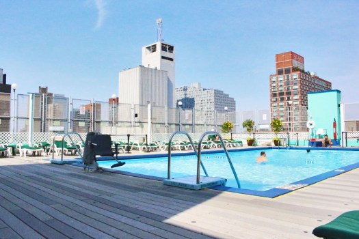 The Watson Rooftop Pool, New York