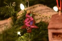 Christmas Tree Gingerbread Ornament