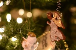 Angel Gingerbread Ornament