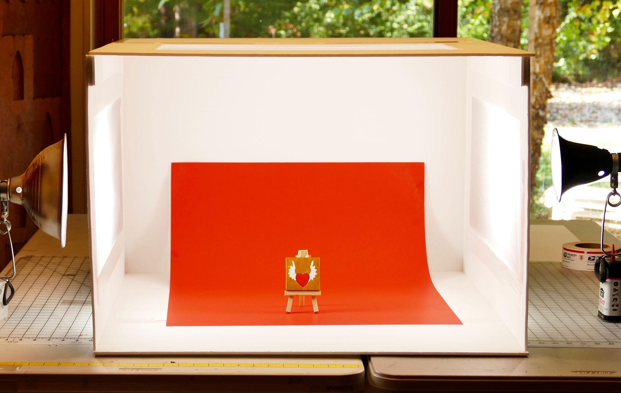 Retour Light Box