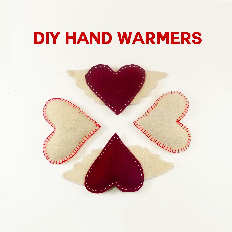 diy hand warmers reusable and