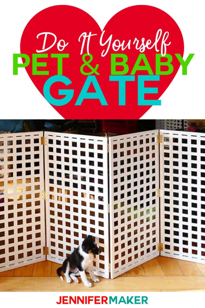 Diy Pet Gate Baby Gate Freestanding Extra Wide Tall My Baby