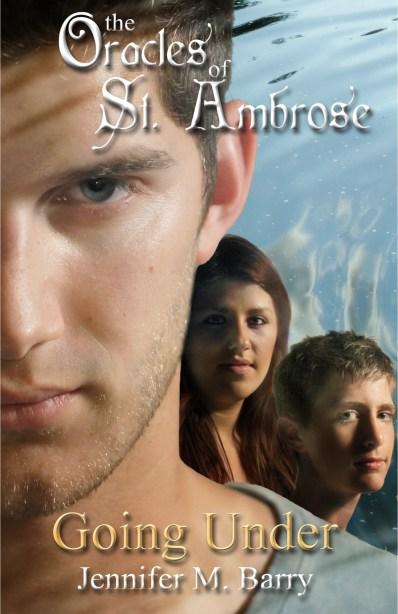 teen paranormal mystery jennifer m. barry