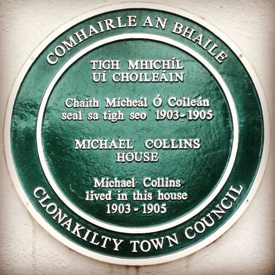 Michael Collins home