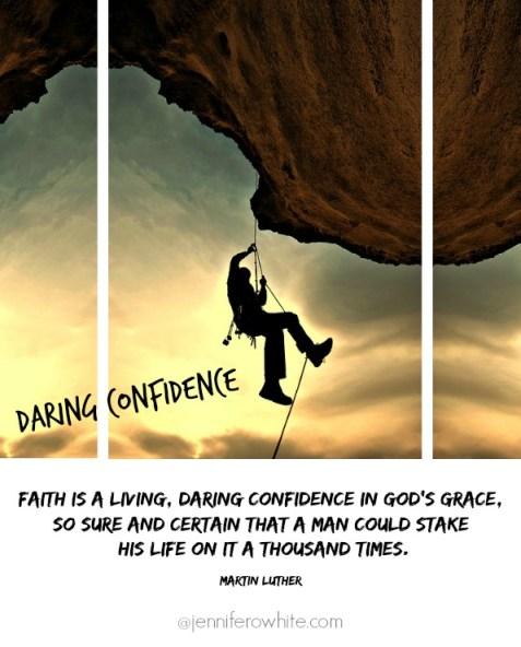 Daring Confidence
