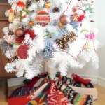 Clever And Crafty Christmas Tree Skirt Ideas Jennifer Perkins