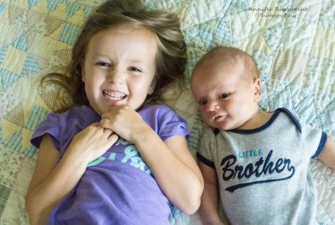 Sibling bond is everlasting