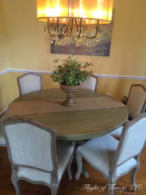 Alana small dining set