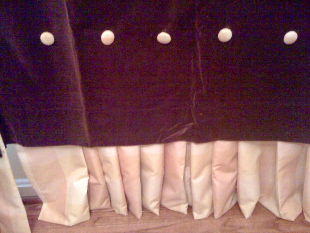 Caroline's curtains