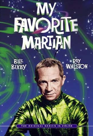 My_Favorite_Martian_(1963)