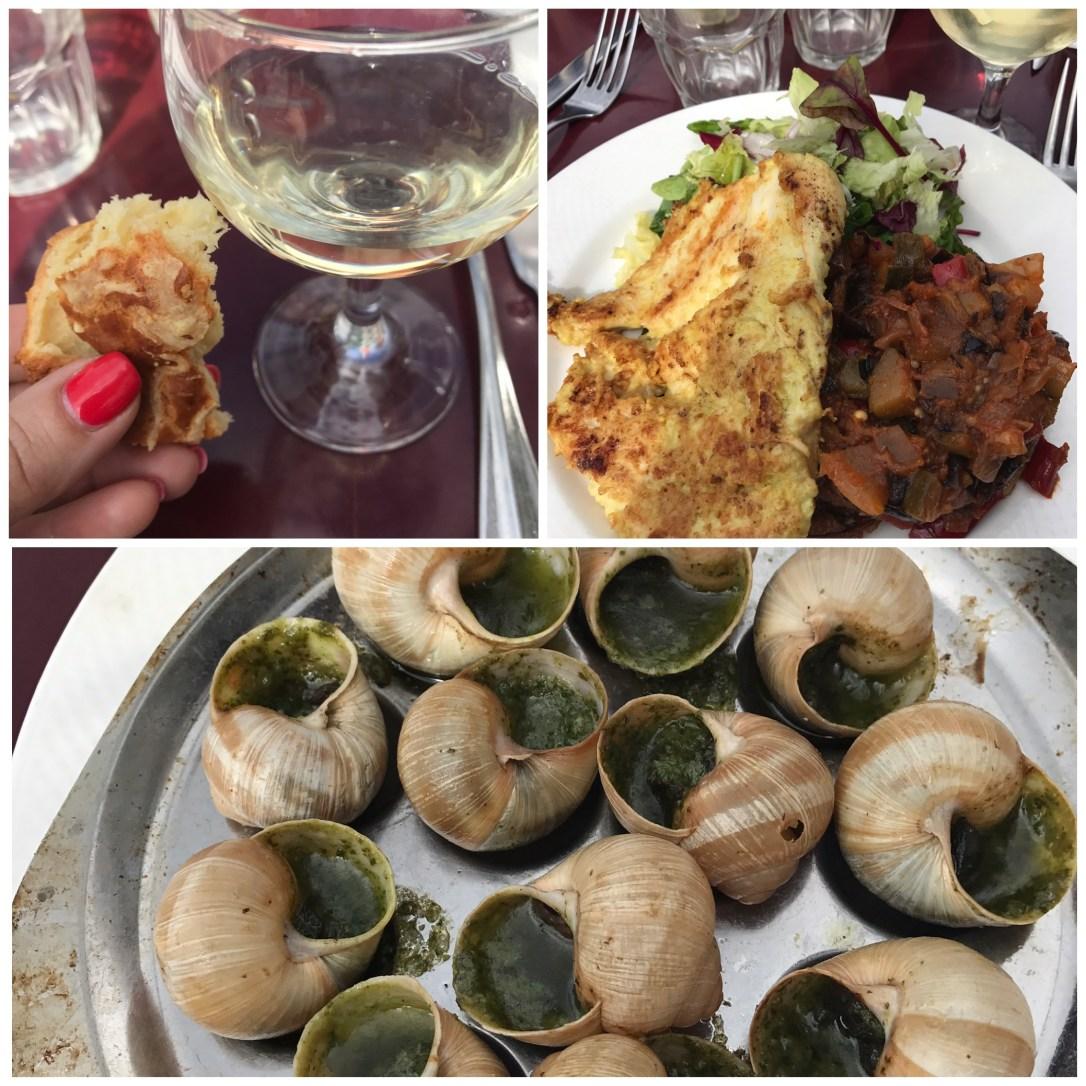 parisian meal