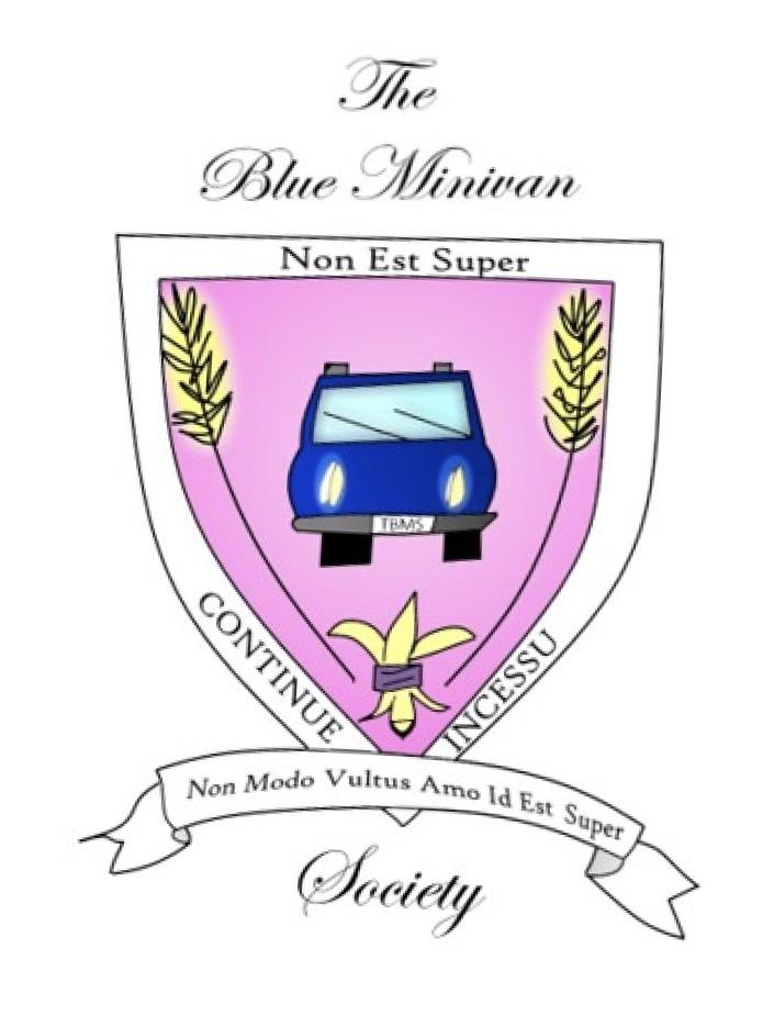 The Blue Minivan Society
